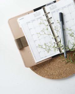 calendrier éditorial asana