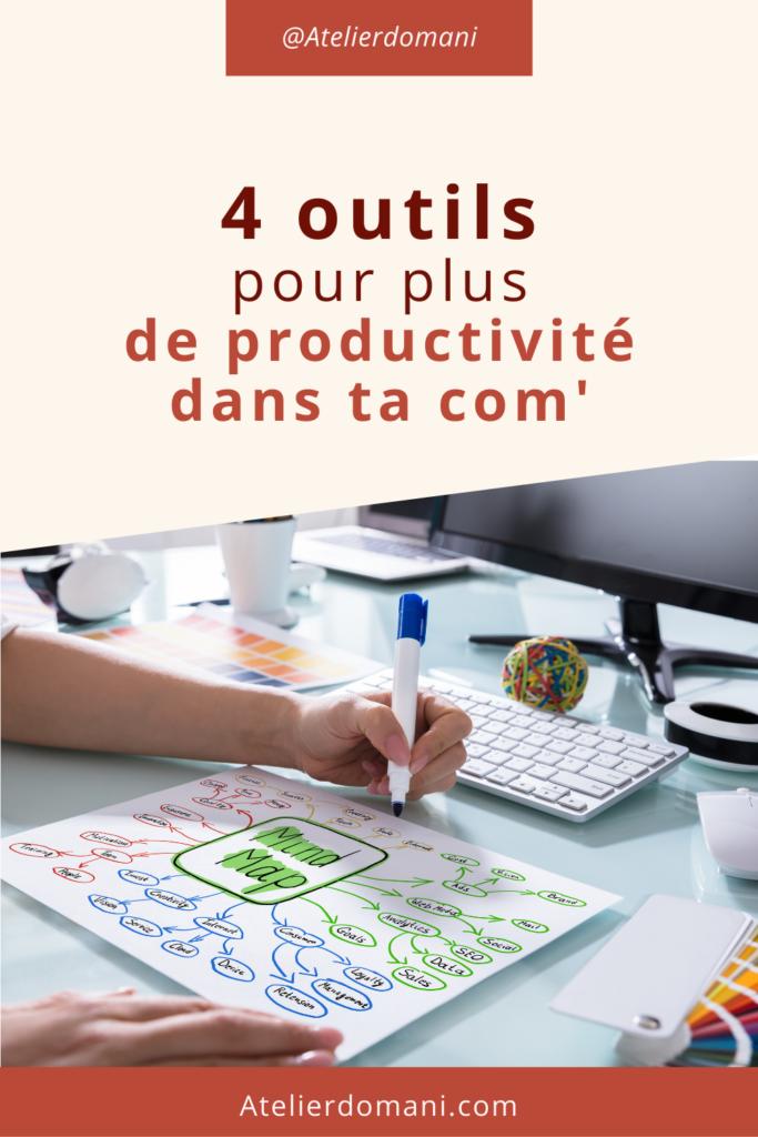 outils améliorer productivité
